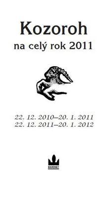 Kozoroh na celý rok 2010