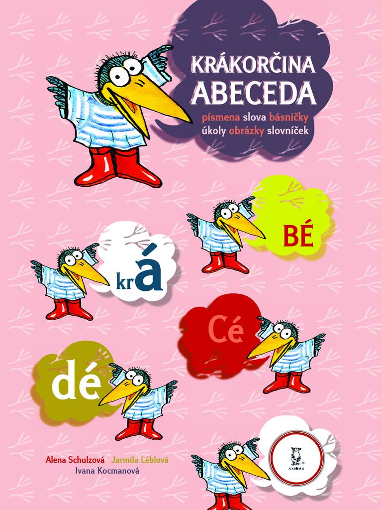 Krákorčina abeceda - Ivana Kocmanová