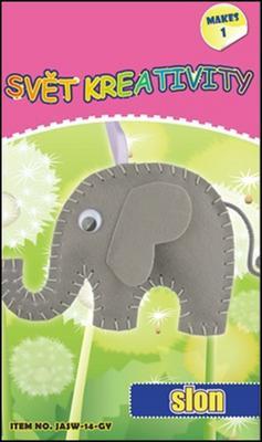 Obrázok Kreativní set slon