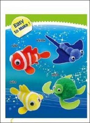 Obrázok Kreativní svět ryba, želva, rejnok