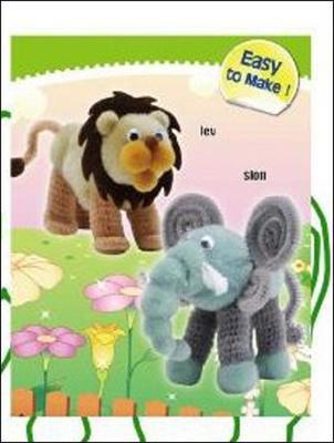 Obrázok Kreativní svět slon, lev