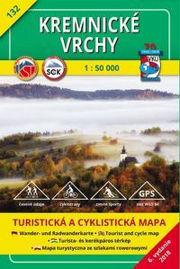 Obrázok Kremnické vrchy 1:50 000