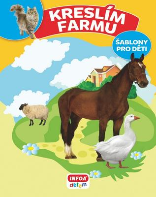 Obrázok Kreslím farmu