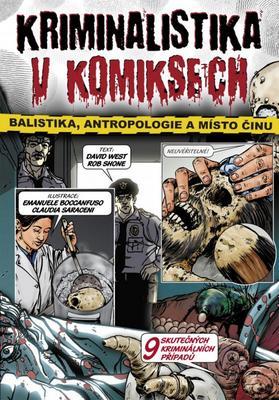 Obrázok Kriminalistika v komiksech