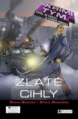 Obrázok Krimitým Zlaté cihly,  Město zločinu