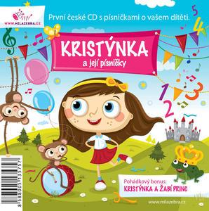 Obrázok Kristýnka a její písničky