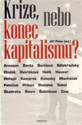 Obrázok Krize, nebo konec kapitalismu?