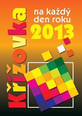 Obrázok Křížovka na každý den roku 2013