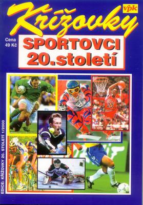 Obrázok Křížovky 2000 sportovci 20.st.