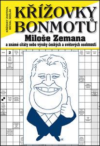 Obrázok Křížovky bonmotů Miloše Zemana