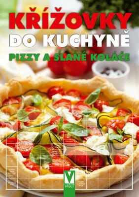 Obrázok Křížovky do kuchyně Pizzy a slané koláče