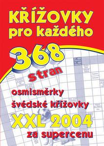 Obrázok Křížovky pro každého XXL 2004