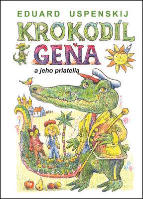Obrázok Krokodíl Geňa a jeho priatelia