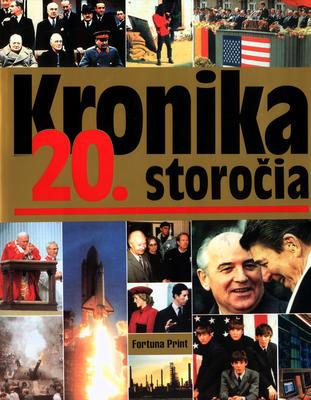 Obrázok Kronika 20. storočia