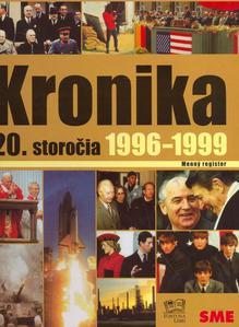Obrázok Kronika 20. storočia 1996-1999