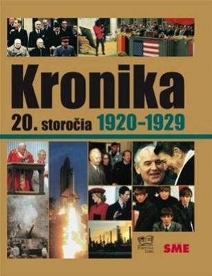Obrázok Kronika 20.storočia Roky 1920-1929