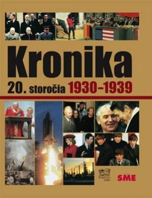 Obrázok Kronika 20.storočia Roky 1930-1939