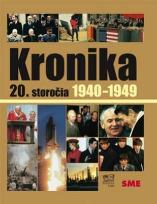 Obrázok Kronika 20.storočia Roky 1940-1949