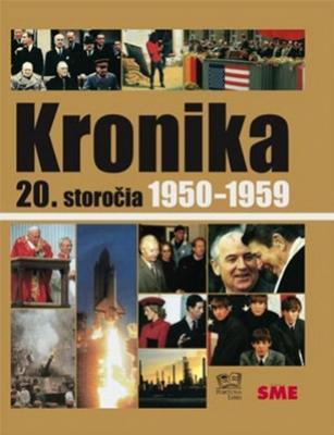 Obrázok Kronika 20.storočia Roky 1950-1959