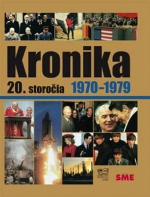 Obrázok Kronika 20.storočia Roky 1970-1979