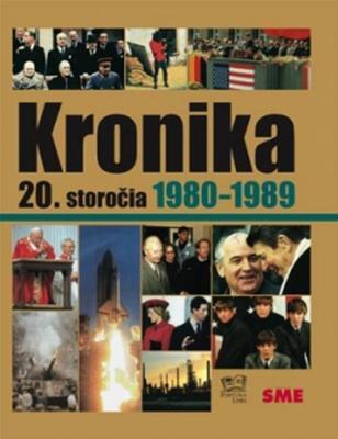 Obrázok Kronika 20.storočia Roky 1980-1989