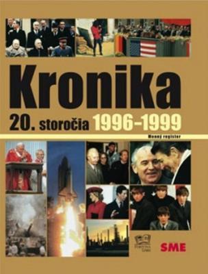 Obrázok Kronika 20.storočia Roky 1996-1999