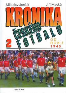 Obrázok Kronika českého fotbalu 2.díl od roku 1945