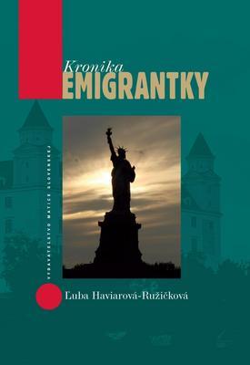 Obrázok Kronika emigrantky