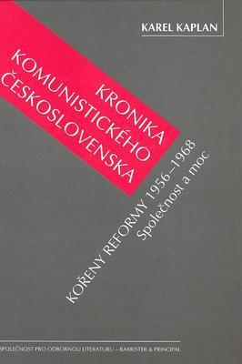 Kronika komunistického Československa