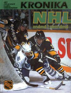 Obrázok Kronika NHL známá i neznámá