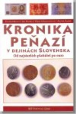 Obrázok Kronika peňazí na Slovensku
