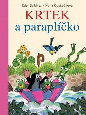 Obrázok Krtek a paraplíčko