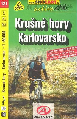 Krušné hory, Karlovarsko 1:60 000