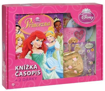 Kufřík Princezna, časopis, 2 dárky