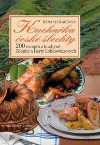 Obrázok Kuchařka české šlechty