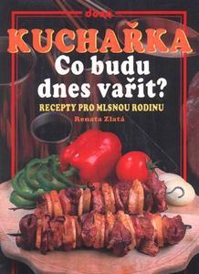 Obrázok Kuchařka Co budu dnes vařit?