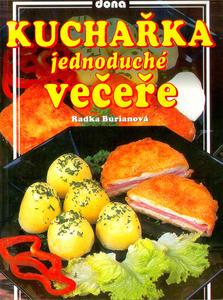 Obrázok Kuchařka jednoduché večeře