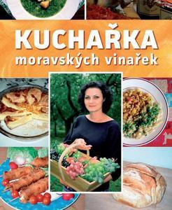 Obrázok Kuchařka moravských vinařek