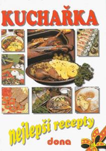 Obrázok Kuchařka Nejlepší recepty
