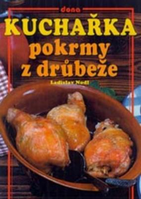 Obrázok Kuchařka Pokrmy z drůbeže