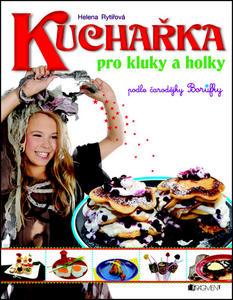 Obrázok Kuchařka pro kluky a holky