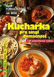 Obrázok Kuchařka pro singl domácnost