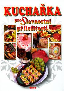 Obrázok Kuchařka pro Slavnostní příležitosti