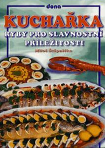 Obrázok Kuchařka Ryby pro slav.přílež.