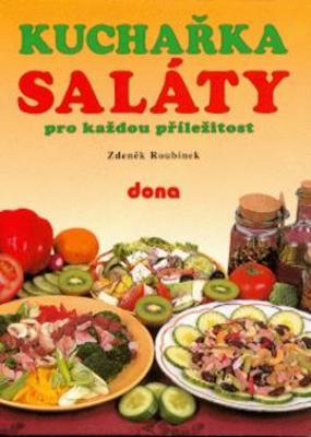Obrázok Kuchařka Saláty pro kaž.p.59,-