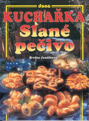 Obrázok Kuchařka Slané pečivo