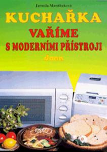 Obrázok Kuchařka Vaříme s moderními přístroji