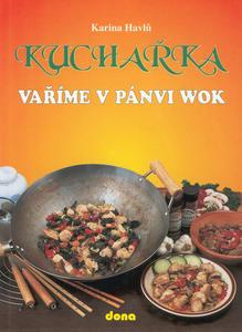 Obrázok Kuchařka Vaříme v pánvi WOK