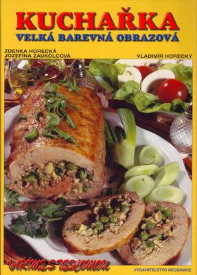 Obrázok Kuchařka Velká barevná obrazová