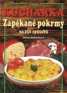 Obrázok Kuchařka Zapékané pokrmy